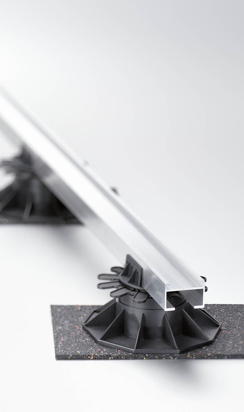 Unterkonstruktion für Terrassen   Haberkorn GmbH