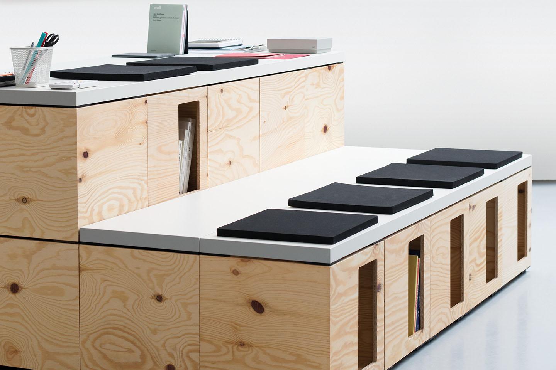 Haberkorn GmbH | PIXEL von Bene – mehr als eine Box - Haberkorn GmbH