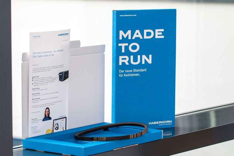 Made to run - der Gates Delta