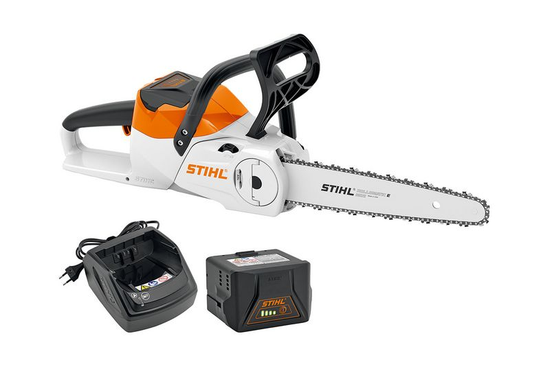 Akku Power. Made by STIHL.