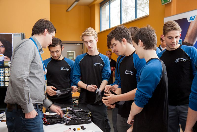 Safety Day bei Hirschmann Automotive