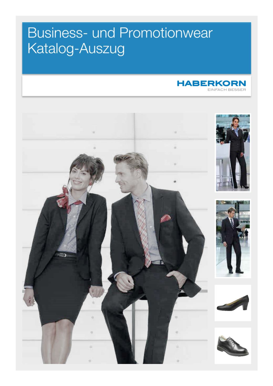 Katalog-Auszug Business- und Promotionwear